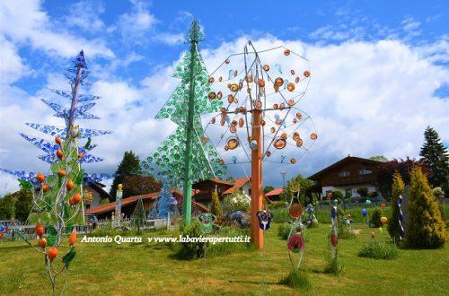 Itinerari turistici bavaresi, la Strada del Vetro
