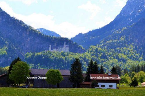 Itinerari turistici bavaresi, la Strada Romantica