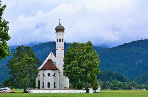 La chiesa di San Coloman