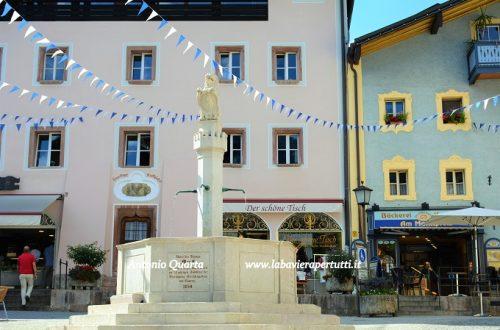 La città di Berchtesgaden