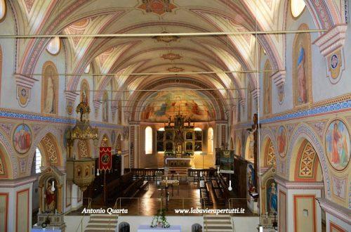 La chiesa di Sant'Arsatius a Illmünster