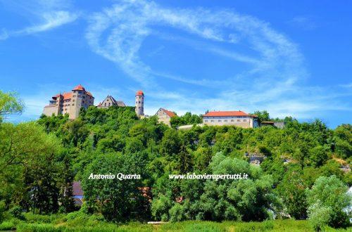 La città di Harburg