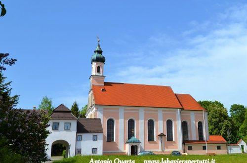 Il Monastero di Wessobrunn