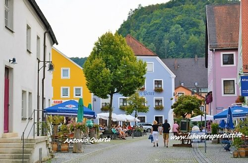 La città di Kipfenberg