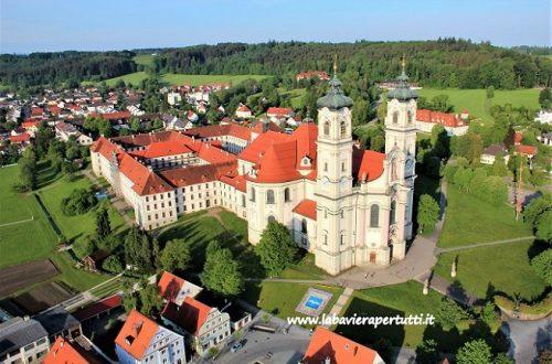 L'Abbazia Benedettina di Ottobeuren