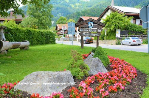 La città di Bayrischzell