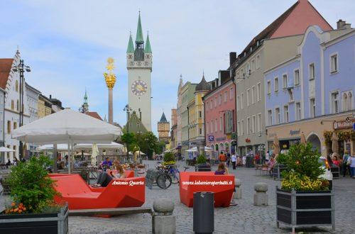 La città di Straubing