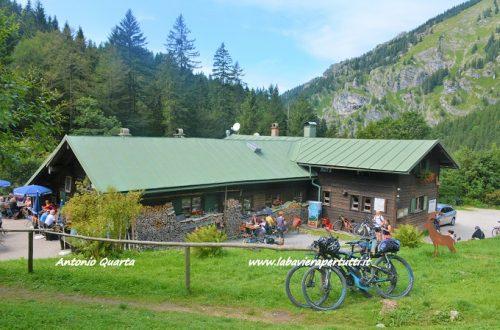 Kenzenhütte, la baita alpina di Re Ludwig II