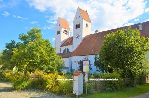 La Welfen Münster di Steingaden