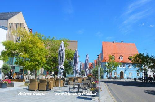 La città di Memmingen