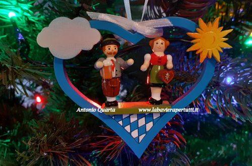 """Emergenza sanitaria """"Covid.19 """" in Baviera, aggiornamento del 20 dicembre 2020"""