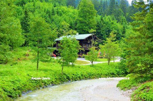 Bleckenau, la baita alpina di Re Ludwig II