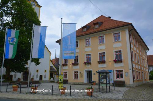 La città di Grassau