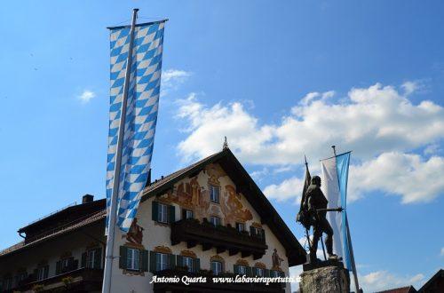 La città di Kochel am See
