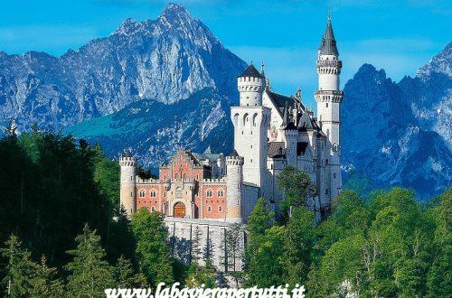I cento Siti più apprezzati della Germania (e Baviera)