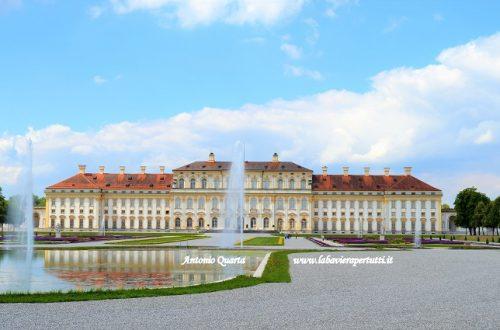 I castelli di Schleißheim (Altes Schloss, Neues Schloss, Schloss Lustheim)