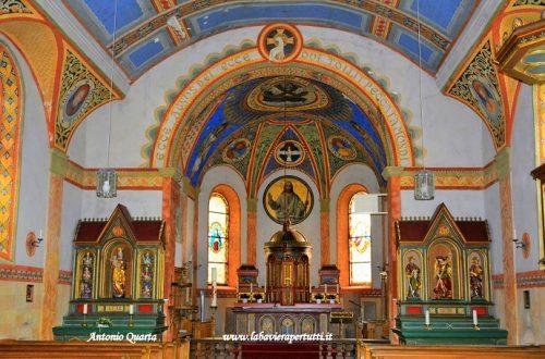 La chiesa di San Pietro e Paolo a Feldafing