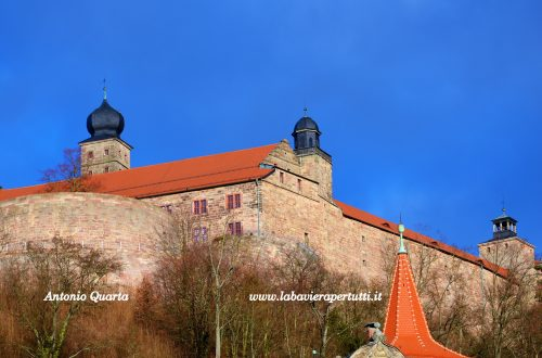 La città di Kulmbach