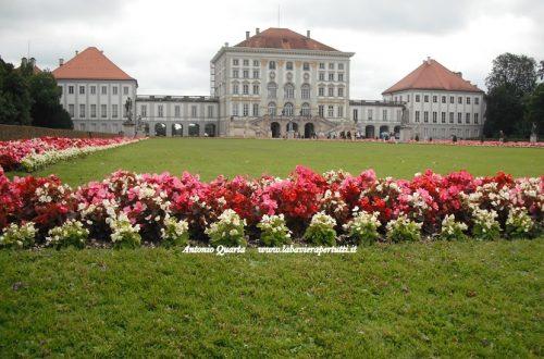 La città di Monaco di Baviera