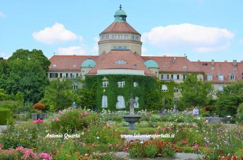 Il Botanischer Garten di Monaco di Baviera