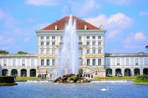 Il castello di Nymphenburg