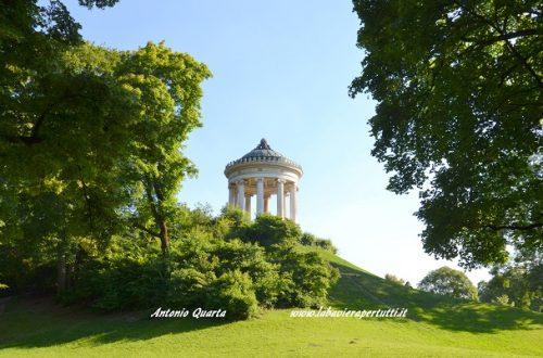L'Englischer Garten di Monaco di Baviera