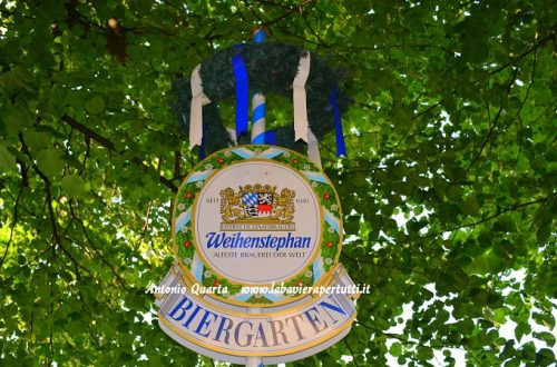L'antico birrificio di Weihenstephan (Bayerische Staatsbrauerei Weihenstephan)
